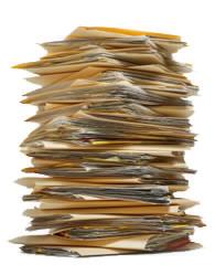 foreclosure files